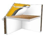 dachd mmung von innen material zur dachisolierung. Black Bedroom Furniture Sets. Home Design Ideas