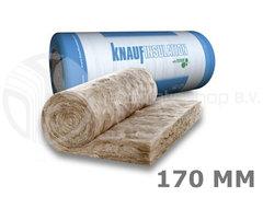 8,30/m/² /pro Rolle 100/mm Knauf Earthwool D/ämmwolle f/ür das Dachgeschoss